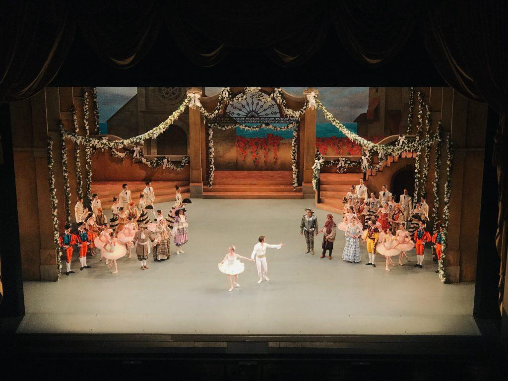final bow at don quixote sf ballet show