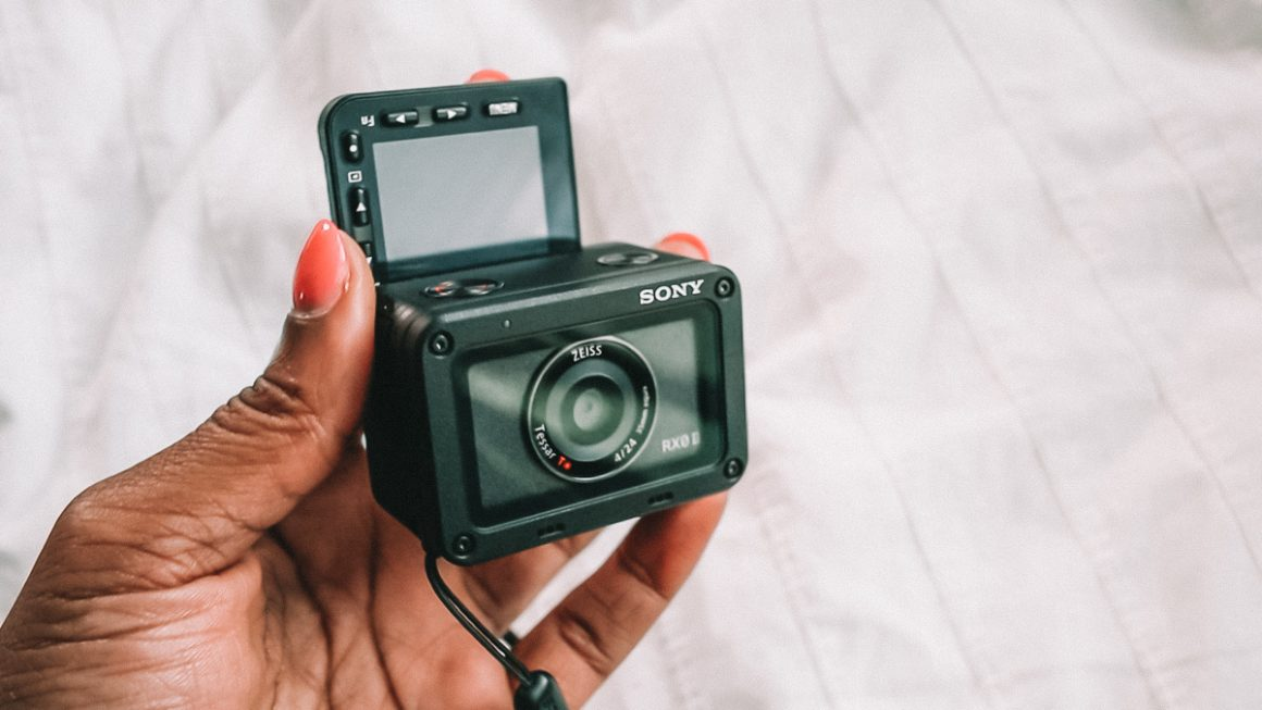 sony rx0 ii camera review